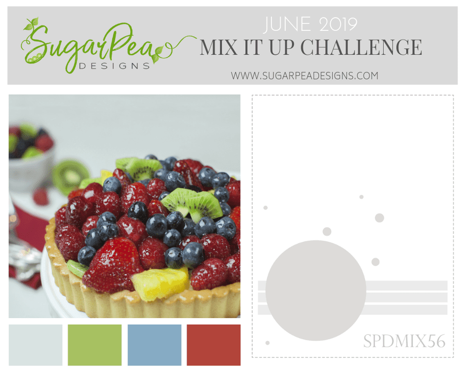 Random Winnter Mix It Up Challenge #56~July 2019