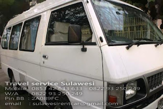 Travel rental l300 Makassar