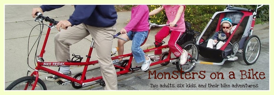 Monsters on a Bike