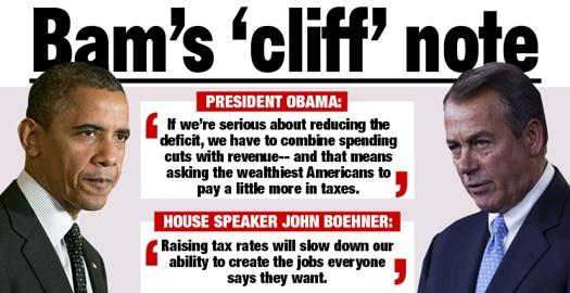 Avoiding the fiscal cliff requires bipartisan cooperation: It takes a whole village to raise a child