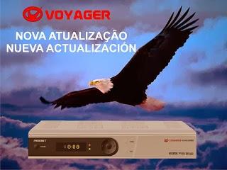 NOVA ATUALIZAÇÃO FREESKY VOYAGER CORREÇÃO PARA ACELERAR TROCA DE CANAIS 16/12/2013