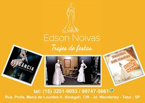 Edson Noivas Estilista Especialidade em Noivas