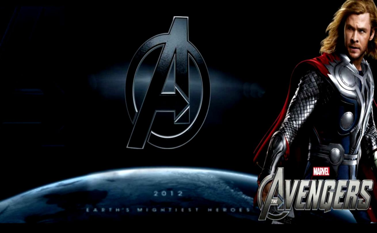Thor The Avengers Wallpaper