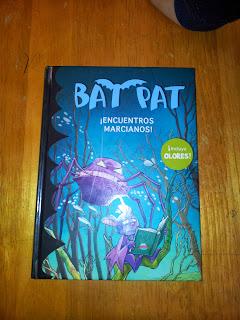 Bat Pat ¡Encuentros Marcianos! (editorial Montena)