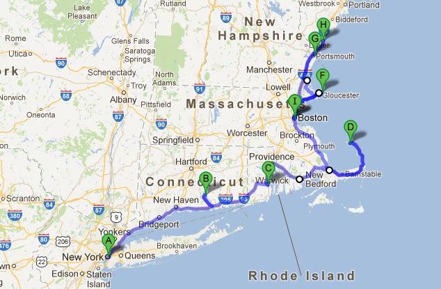 New york to boston shuttle