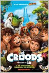 Los Croods Una Aventura Prehistórica BRScreener, Castellano, Animación, 2013