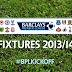Jadwal pertandingan Liga Inggris musim 2013-2014