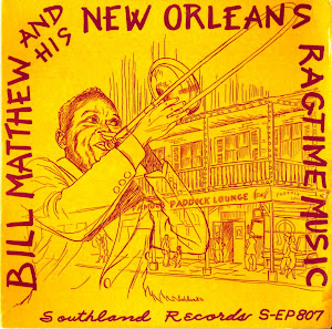 Bill Matthew & his New Orleans Ragtime Music