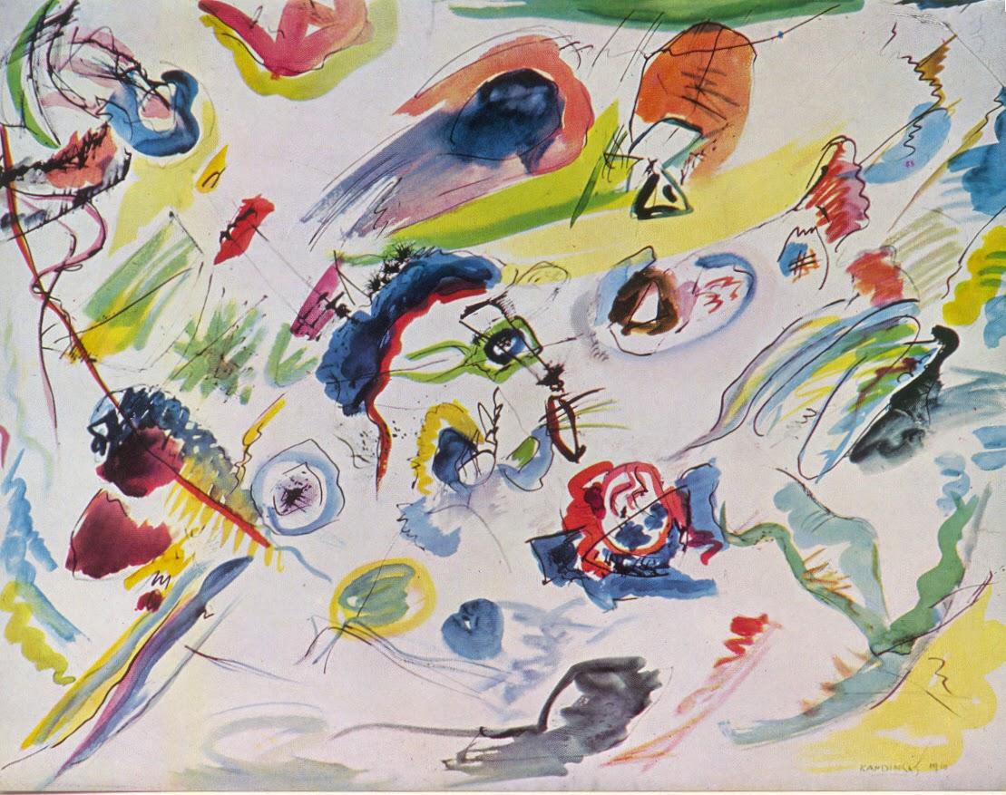 Arte para ni os kandinsky y la abstracci n al alcance de - Cuadros abstractos para ninos ...
