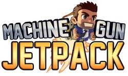 Machine Gun Jetpack (MGJP) new game from the developer of Fruit Ninja in summer 2011 a