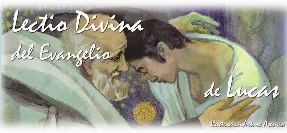 Lectio Divina del Evangelio de Lucas