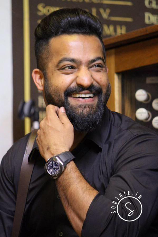 NTR's latest look for Sukumar Movie. NTR, Jr.NTR, Sukumar Movie, Latest look, Viral look.