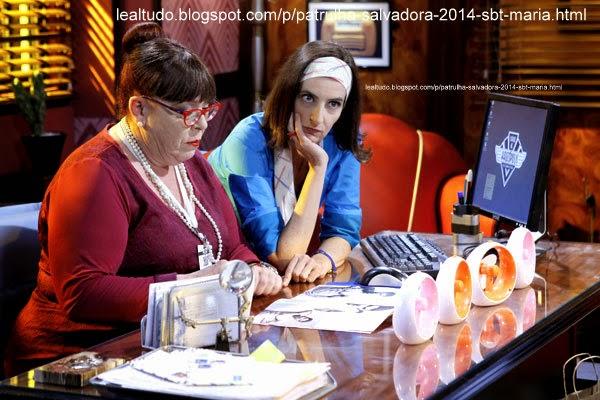 PATRULHA SALVADORA 2014 Dia 2 Agosto Episódio 30 Assistir Capítulo Vídeo Ler Resumo Ver SÁBADO sbt