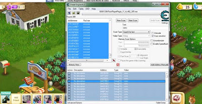Cheat FarmVille 2