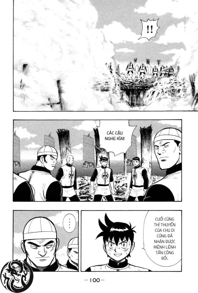 Hoàng Phi Hồng Phần 2 chap 10 – Kết thúc Trang 15 - Mangak.info
