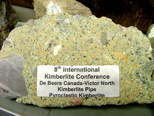 Wyoming Diamond Amp Gemstone Province Kimberlite And