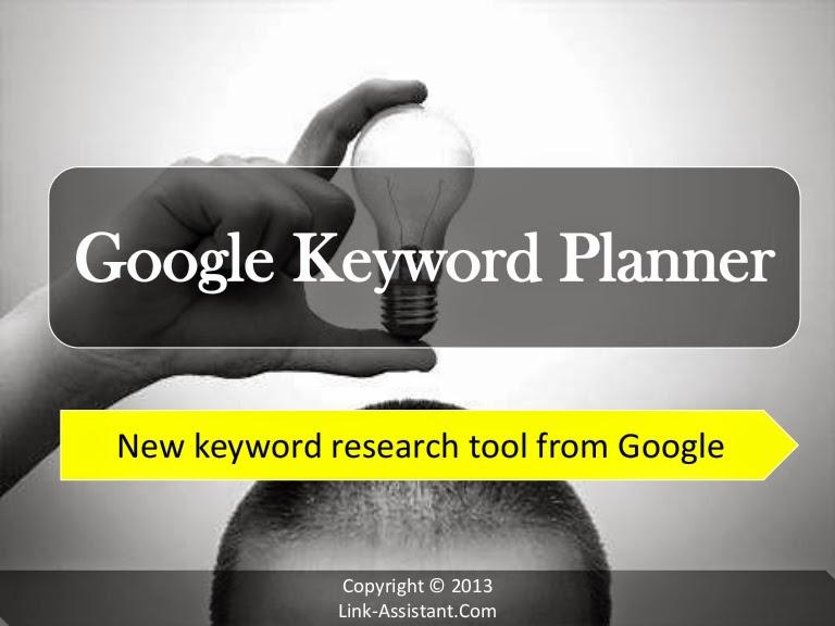 Pembaruan Google Keyword Planner.