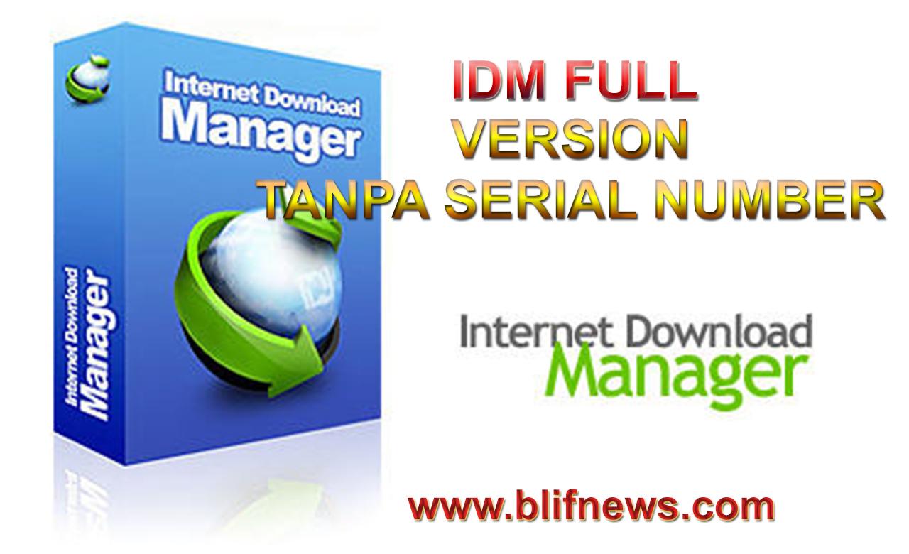 Download IDM terbaru tanpa regis