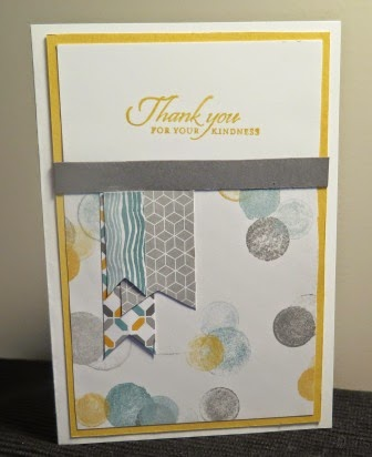 Day 27 for zena kennedy independent stampin up demonstrator