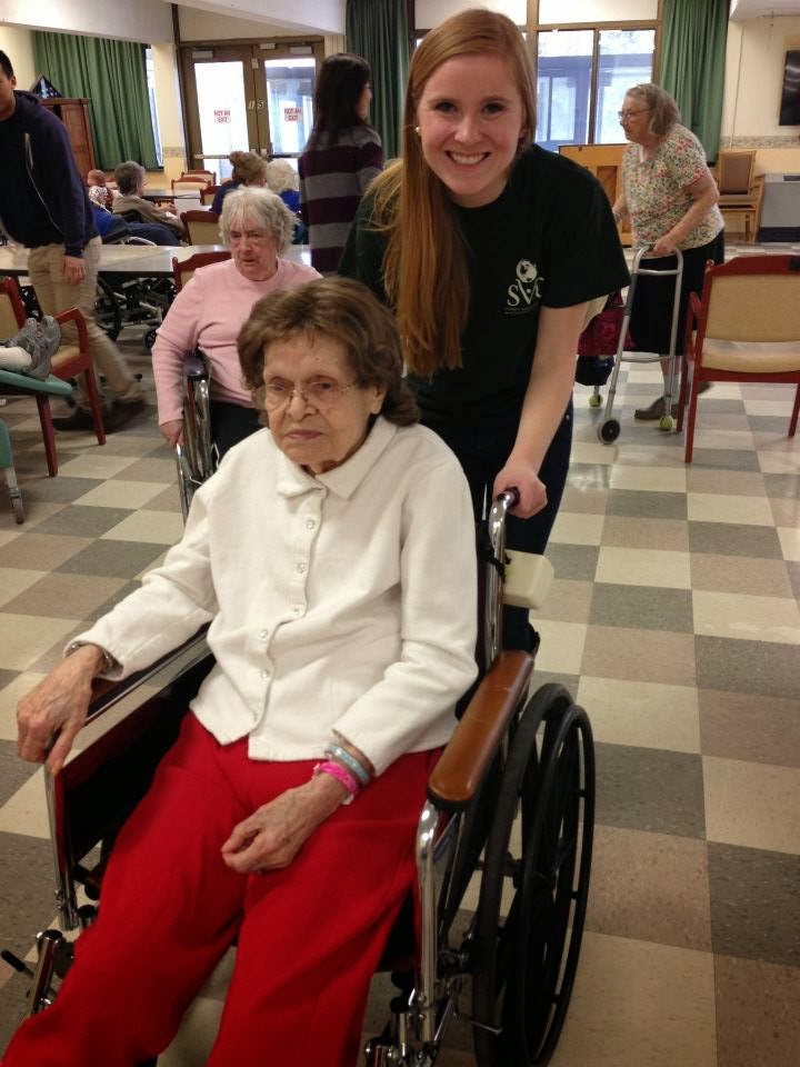 At Willow Point Nursing Home