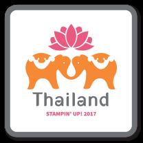 Stampin' Up! Trip 2017
