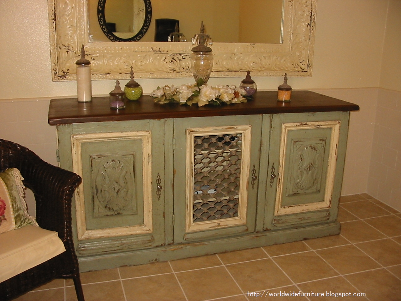 All About Home Decoration Furniture Antique Doors