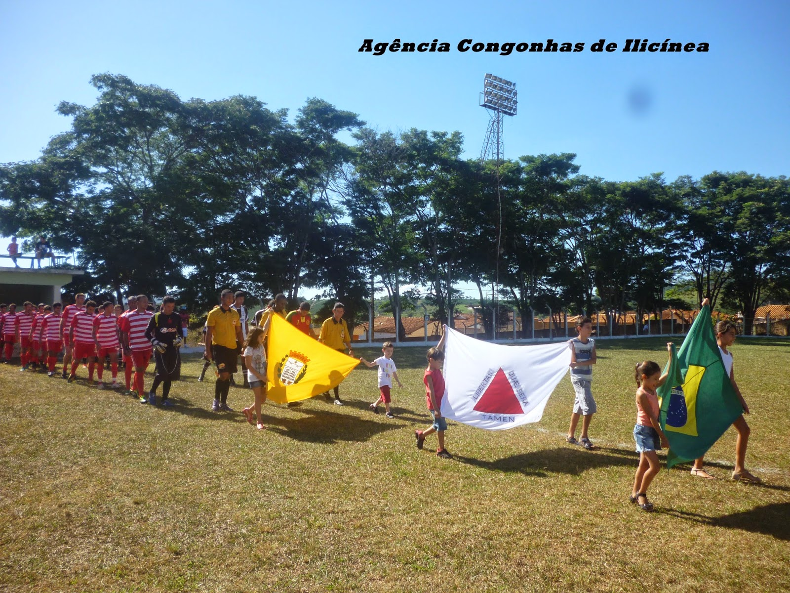 Fotos do Campeonato