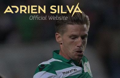 Adrien Silva - site oficial