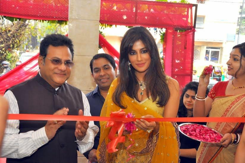 Actress Chitrangada Singh Inaugurates Senco Gold & Diamonds