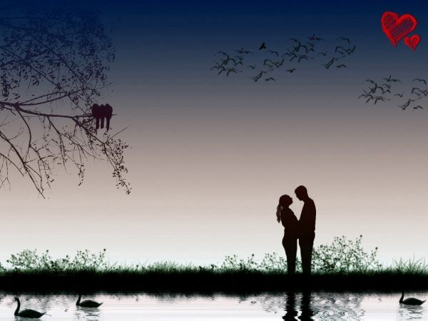 Love Romantic Couple Pictures | Cute Pictures Of Love Wallpapers