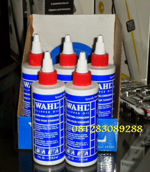 distributor penjualan minyak pelumas wahl harga murah di jakarta