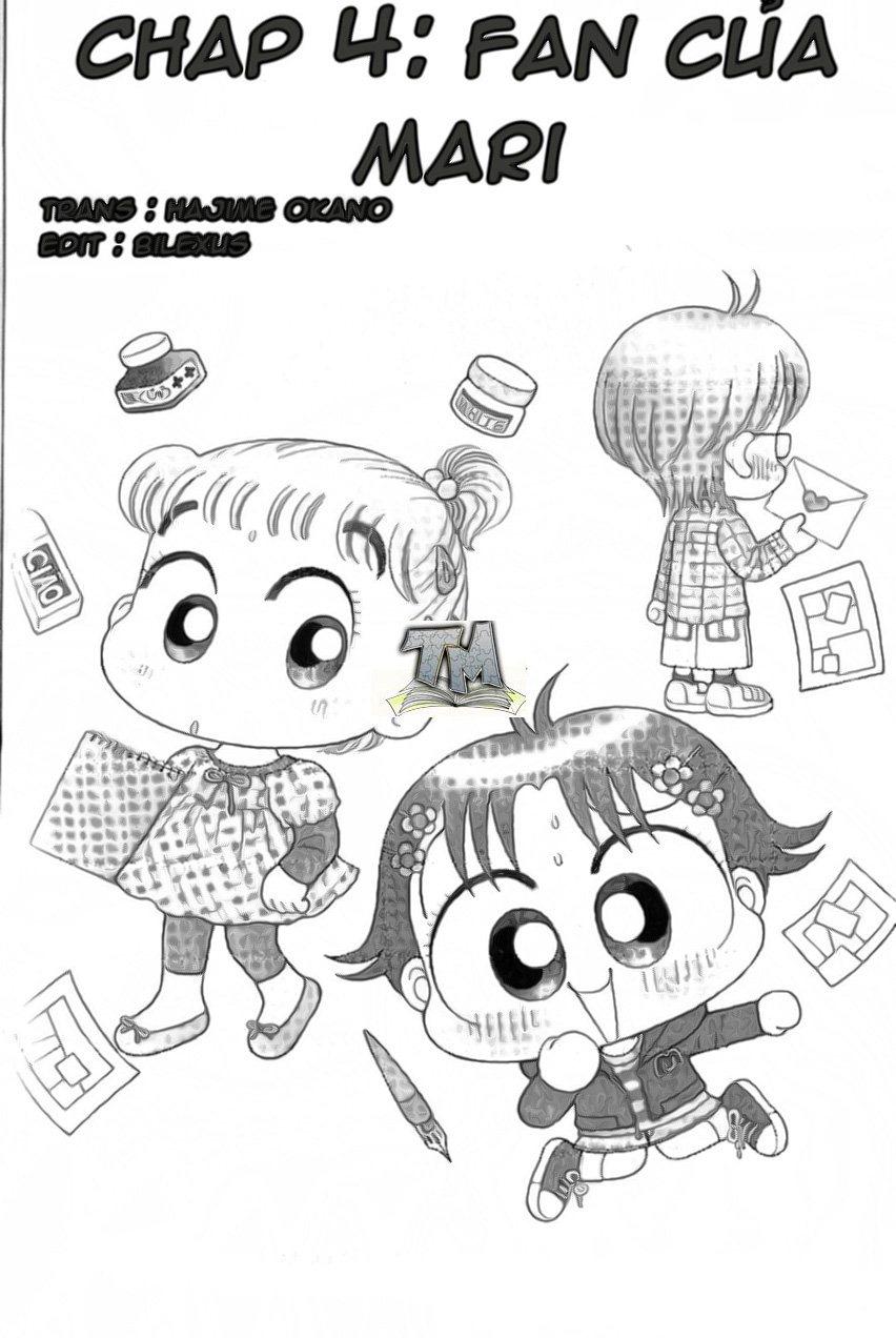 Kocchi Muite! Miiko chap 4 - Trang 3