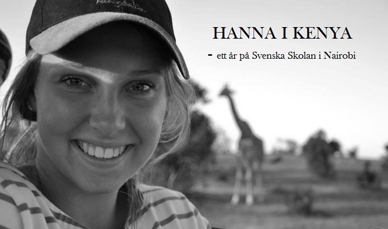 Hanna i Kenya