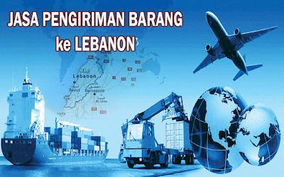 EKSPEDISI MURAH KE LEBANON