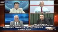 Συνέντευξη του Νίκου Λυγερού στο BlueSkyTv -- ΑΟΖ, Τουρκία.