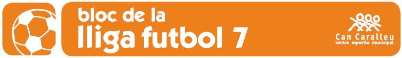 bloc de la lliga de futbol 7