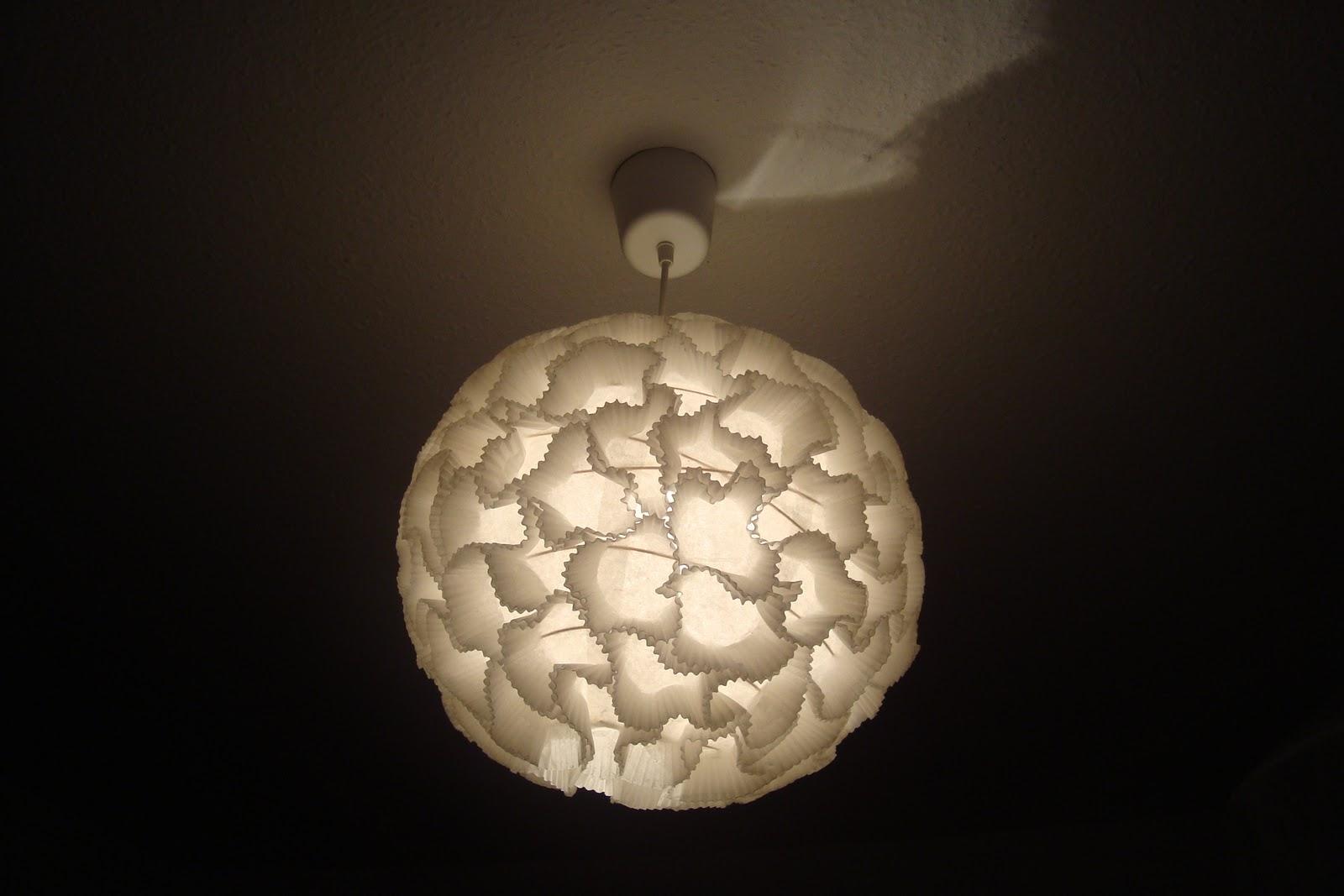 brighten up diy muffinf rmchenlampe. Black Bedroom Furniture Sets. Home Design Ideas