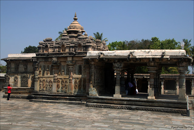 Bhoodevi Temple, Belur