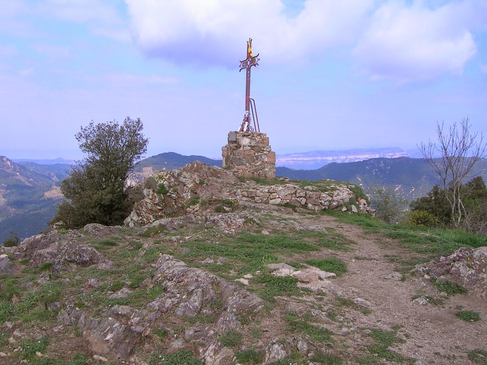 Sant Miquel de Solterra o de les Formigues (El repte dels 100 cims)