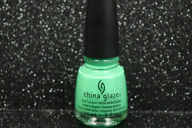 "China Glaze Electric Nights ""Treble Maker"""