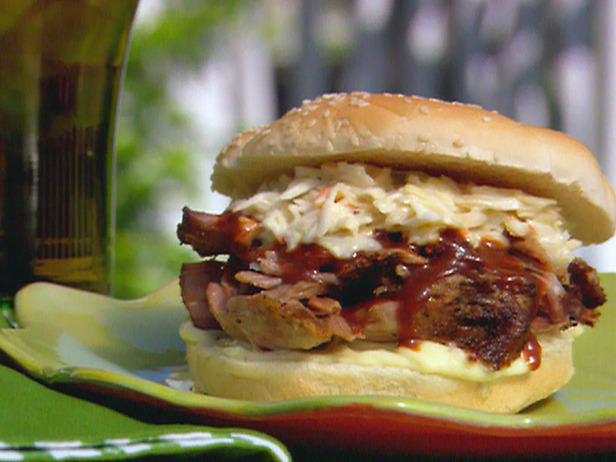 BBQ Pork Sandwich Recipe