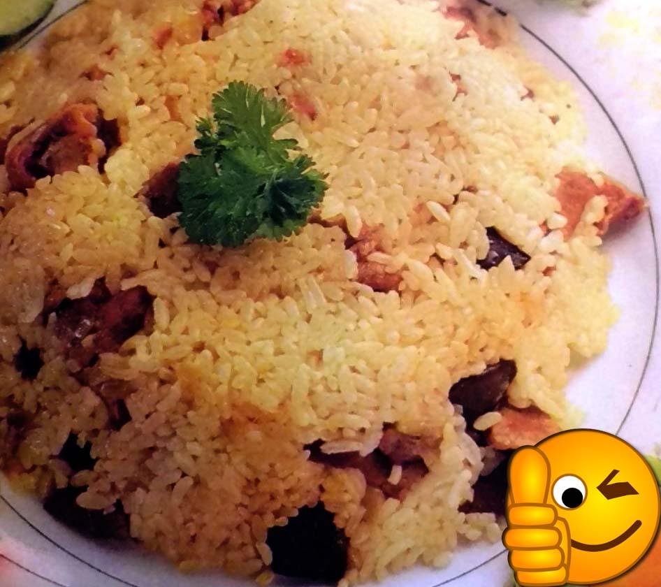 Resep Cara Membuat Nasi Kebuli Kambing