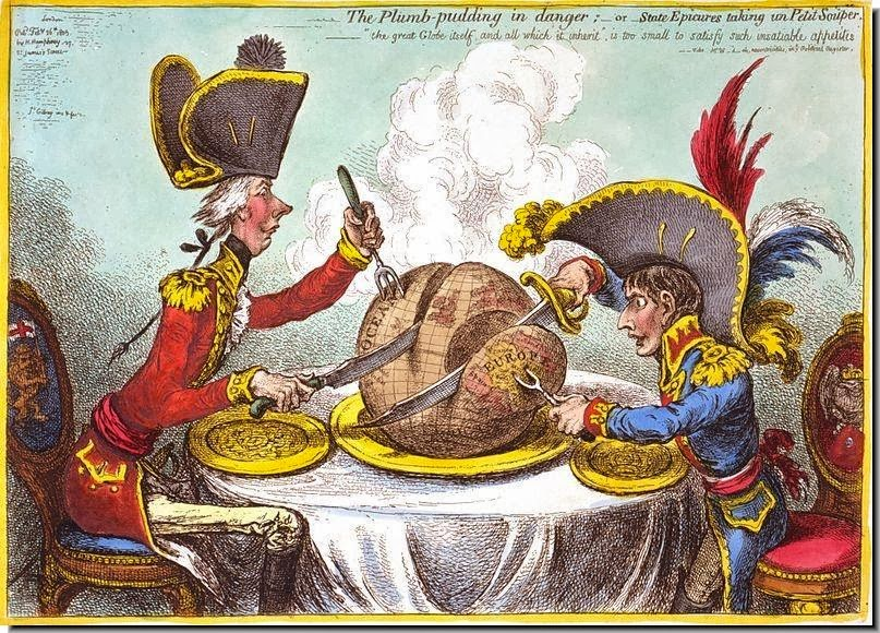 Hogarth and James Gillray: a Comparison Essay
