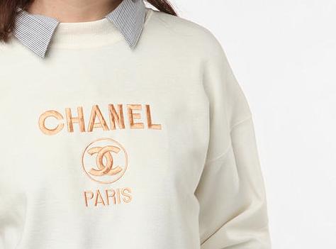 Chanel Sweatshirt Chanel Sweatshirt