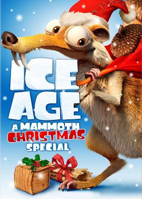 La Era de Hielo: Una Navidad Tamaño Mammut