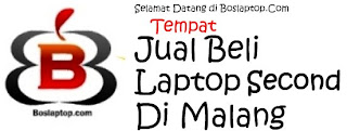 jual beli laptop second di malang
