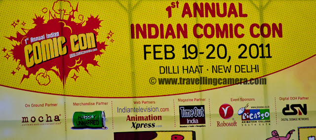 First Indian Comic con 2011 entices young and oldIndia's first ever Comic Convention held at Dilli Haat, New Delhi in February 2011 was a feastfor everyone's eyes who has ever possessed a comic book or loves to read them, which washosted by the Twenty Onwards Media. The enthusiasm was such that fans were dressed up intheir favourite hero costumes such as Chacha Chaudhary, Wolverine, Lord Krishna, Spiderman,Zombie, Kalki, Crime Master Gogo, Batman, Harley Quinn and many more as special prizeswere given to those dressed at their best. People were more than eager to get their photographsclicked with their beloved heroes. A gala event whose participants included well knownpublication houses such as Amar Chitra Katha, Diamond Comics, Manta Ray, Level 10 andmany new publishers who are now coming up with new and latest comic characters.An event which was attended by more than 15,000 people during the two days on 19-20February, it was not just the children who were excited but parents and elderly folk were equallyhapy to roam around the stalls enquiring about the comical characters and their stories. Theongoing workshops, interactive sessions, interviews, live displays by animation companies, andspeeches by various comic book artists, animation experts and writers was enough to capture theimagination of all those present. A few animation and multi-media productions houses had alsoset up their stalls where they conduct animation design, creation and future ofanimation industry in India. Cartoon artists too could be seen conducting workshops for childrenand animation academies were sharing information about new software along with animationcourse being offered.This occasion also offered the perfect opportunity to those who wish to pursue a future inexploring their creative sides and joining course in animation drawing and graphics. People likeus who have grown up reading Chacha Chaudhary, Phantom and Amar Chitra Katha couldn'thelp but think how the world of comics has advanced so much in the last decade. It was quiteamazng to see how the publishers are coming up with new ideas to foretell Indian history,society and cultural values to educate the children by using such comical means.The bad weather and heavy rains could not dampen the spirit of those attending the fair as theeagerness to learn something new was quite evident among the people. Kids dressed up in comiccharacters were seen running around taking shelter from rain with their undying fortitude to roamthe stalls again once the rain stopped. Well, imagination strikes fast as the hoardings were usedas shelter from rain, an interesting sight to see.The highlight of the event was the presentation of the Life Time Achievement award to AnantPai or lovingly known as Uncle Pai, a renowned educationalist and creator of Indian comics bythe famous cartoonist Pran Kumar Sharma, known for his Chacha Chaudhary comics. But sadlyon 25th February 2011, this renowned creator of Amar Chitra Katha and Tinkle comics died of amassive heart attack leaving a legacy so huge that no one coud ever fathom it.The inaugural year of the first ever Comic con was greatly appreciated as it provided a much-needed dais for publishers, writers, cartoonist and illustrators to interact directly with the fansat an informal level. More is expected in February 2012 as this year saw fans getting massivediscounts on comics and books alike and a place to find particular comics or complete theircollectibles, but then they can expect much more in the coming years as this is just a beginning.