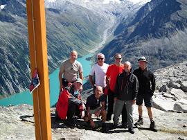 Vanaf Riepenkopf 2905 mtr