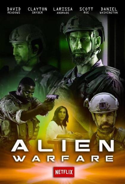 Alien Warfare [2019] [BBRip 1080p] [Dual Audio]