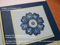 Stampin'UP!'s Dazzling Details adds sparkle